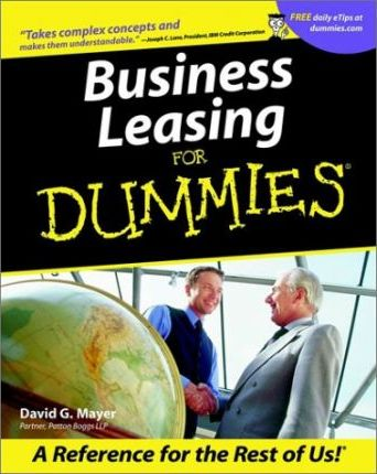 Business Leasing for Dummies