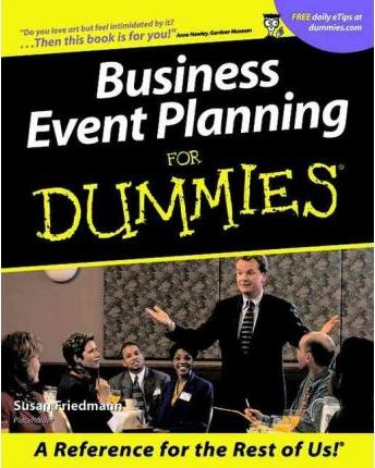 Business Event Planning For Dummies
