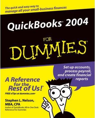 QuickBooks 2004 For Dummies