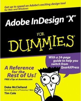 Adobe InDesign X for Dummies