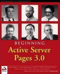 Beginning Active Server Pages 3.0