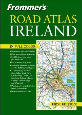 Frommer's Road Atlas Ireland