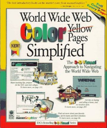 World Wide Web Color Pages Simplified