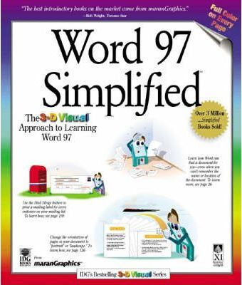 Word 97 Simplified