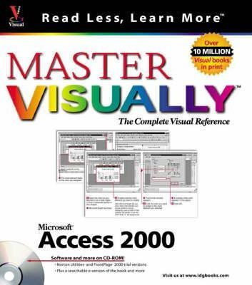 Master Access 2000 Visually