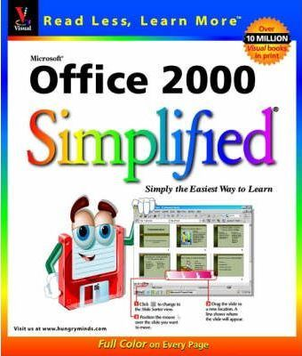 Office 2000 Simplified