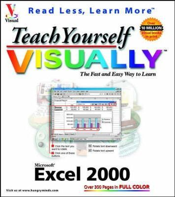Teach Yourself Microsoft Excel 2000 Visually