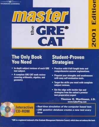 Arco Master the GRE