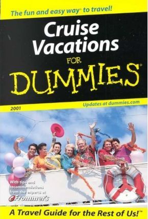 Cruise Vacations For Dummies 2001