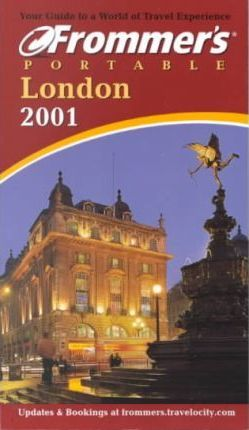 Frommer's Portable London 2001