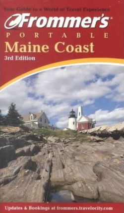Frommer's Portable Maine Coast