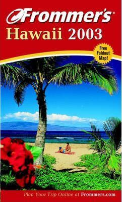 Frommer's Hawaii 2003