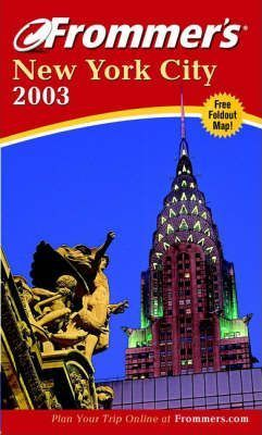 Frommer's New York City 2003