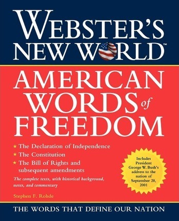 Webster's New World American Words of Freedom
