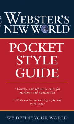 Webster's New World Style Guide