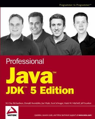 Professional Java Programming: JDK 5 Edition