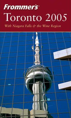 Frommer's Toronto 2005