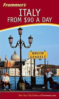 Frommer's Italy from $90 a Day