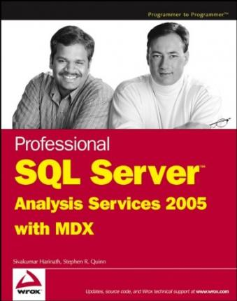 Professional SQL Server Analysis Services 2005 with MDX