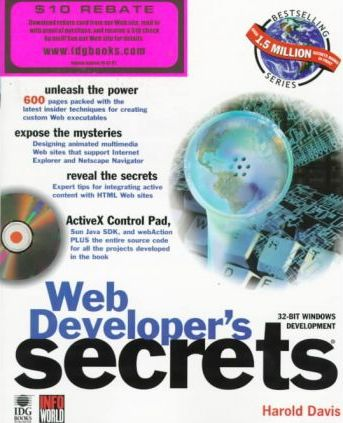 Web Developer Secrets