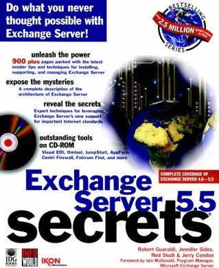 Exchange Server 5.0 Secrets
