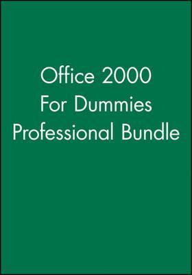 For Dummies Office 2000, Professional Bundle