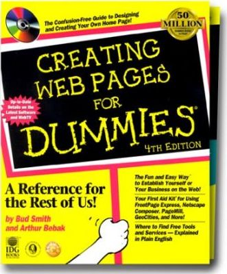 Internet For Dummies: AND Creating Web Pages for Dummies