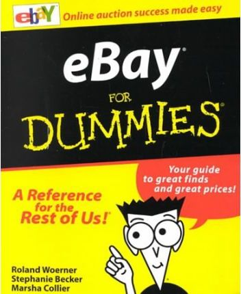 eBay For Dummies: AND AOL for Dummies