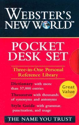 Webster's New World Dictionary: WITH Webster's New World Thesaurus