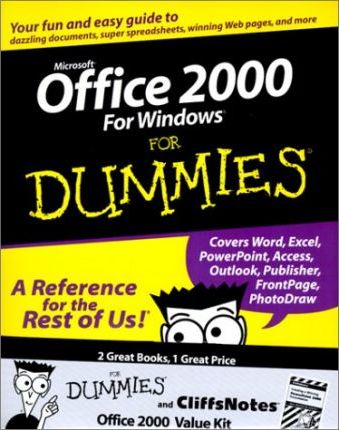 Office 2000 for Windows for Dummies Bundle