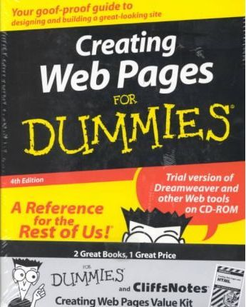 Creating Web Pages for Dummies, 4th Edition Bun