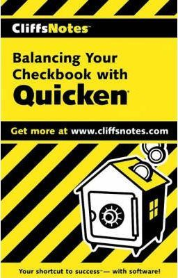 CliffsNotes Balancing Your Checkbook with Quicken - Upc Vers
