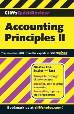Accounting Principles: Bk. 2
