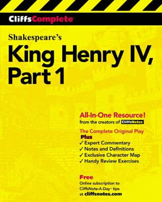 King Henry IV: Complete Study Edition Pt.1