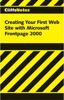 Creating Your First Web Site with FrontPage 2000