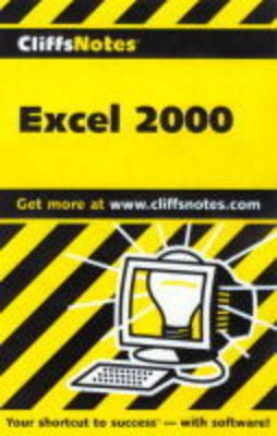 Cliffsnotes Creating Spreadsheets With Excel 2000