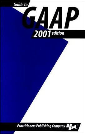 Guide to GAAP 2001 Edition