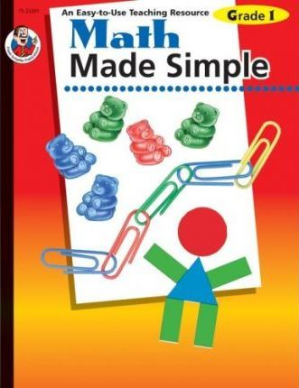Math Made Simple, Grade 1