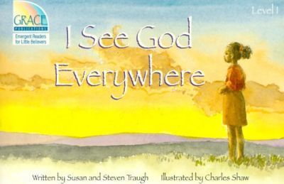 I See God Everywhere Emergent Readers Gp75801