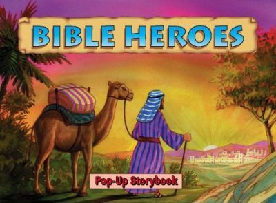Bible Heroes Mini Pop-Up Storybook