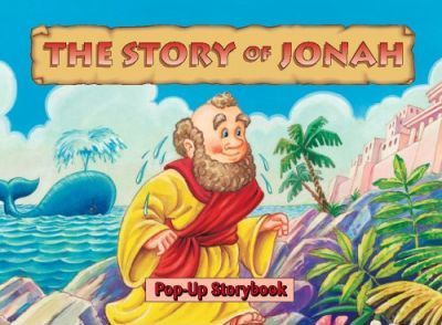 The Story of Jonah Mini Pop-Up Storybook