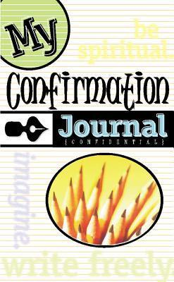 My Confirmation Journal