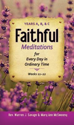 Faithful Meditations for Every Day in Ordinary Time