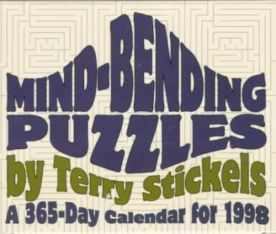 Mind-Bending Puzzles: A 365-Day Calendar for 1998