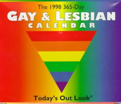 The 1998 365-Day Gay and Lesbian Calendar