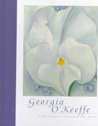 Georgia O'Keeffe: Deluxe Engagement Book: 1999