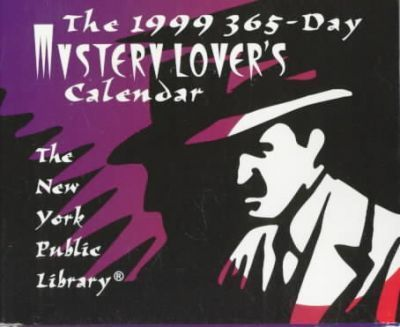 Mystery Lovers: Day at a Time: 1999 Desk Calendar
