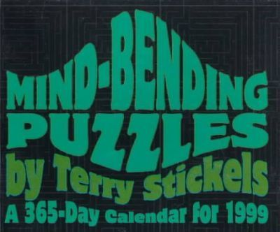 Mind Bending Puzzles: Day at a Time: 1999 Desk Calendar