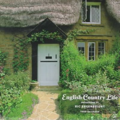 English Country Life: 1999 Mini Wall Calendar