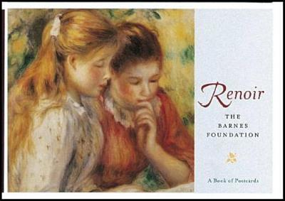 Renoir Book of Postcards A930